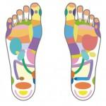 essences et cocooning soins de bien être pieds réflexo plantaire