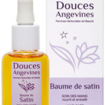 photo fluide baume de satin des douces angevines