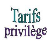 tarifs privilège