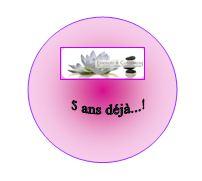 logo anniversaire 5 ans EC